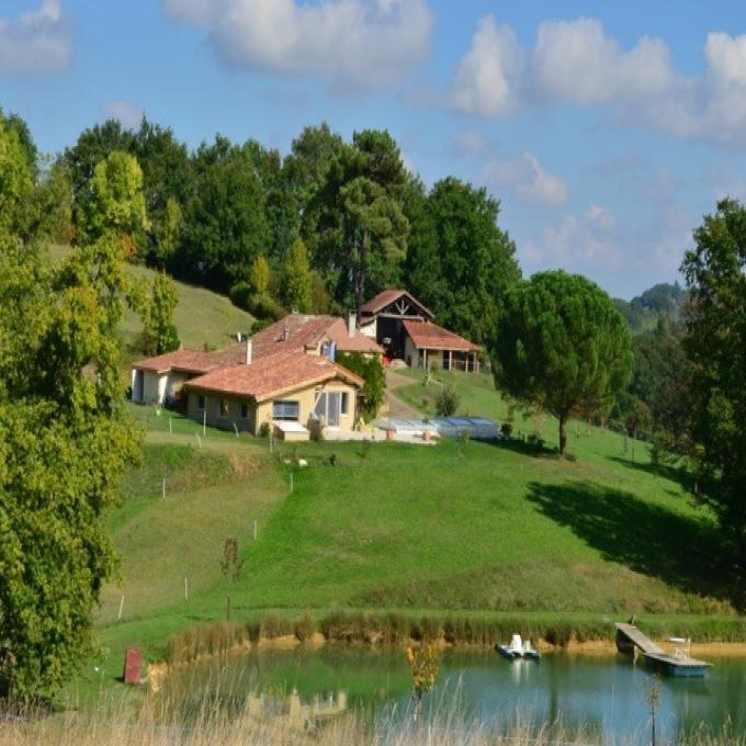 Offres de vente Maison de campagne Aignan (32290)