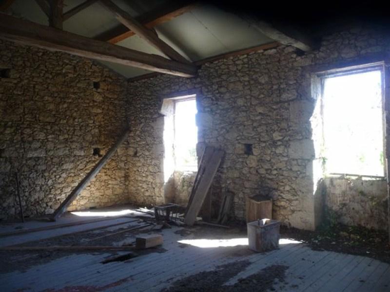Vente maison de village en pierre a renover maison en for Maison en pierre a renover